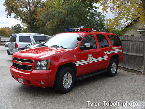 Round Lake FPD battalion chief