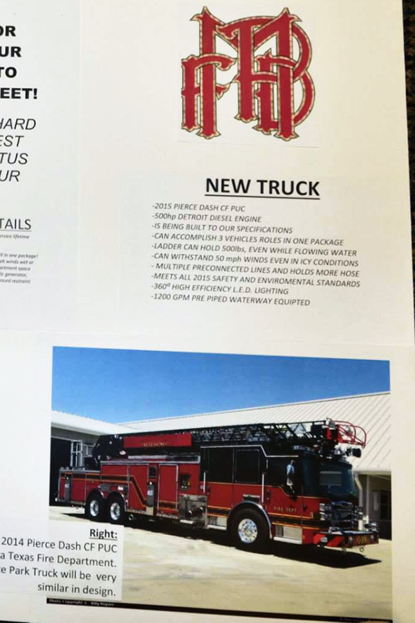 Merrionette Park FPD buys new fire truck