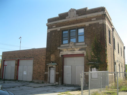 closed Chicago fire station
