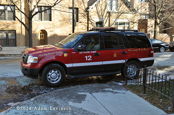 Chicago FD Battalion 12