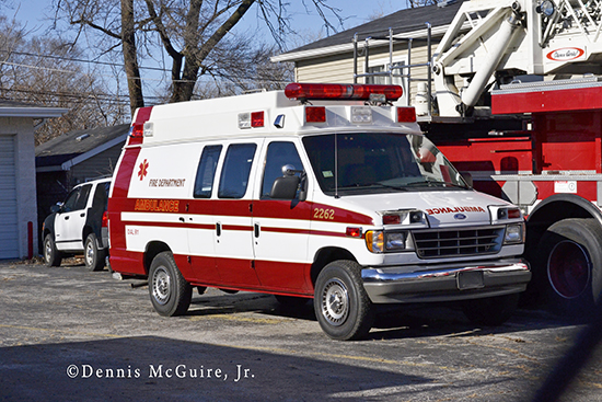 old Type II ambulance for sale