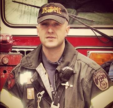 FDNY FF and USMC Major Jason Brezler