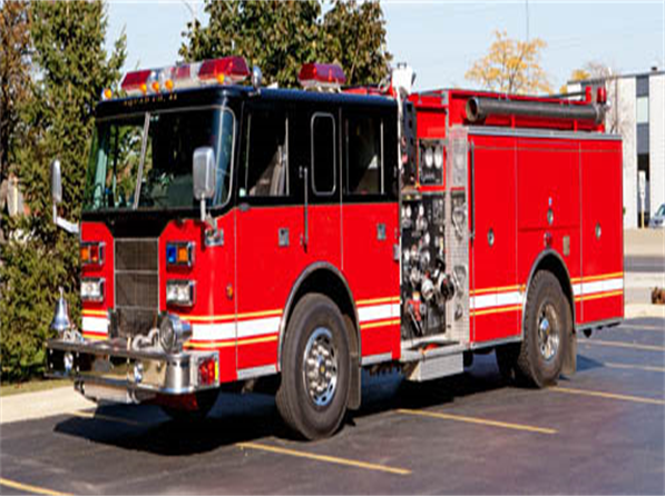 Knollwood fire engine for sale