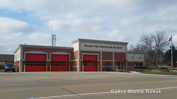 Orland FPD Fire Station 2