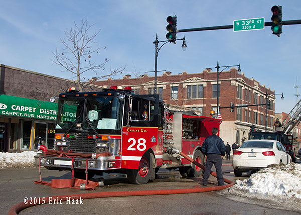 Chicago FD Engine 28
