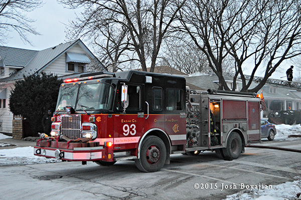 Chicago FD Engine 93