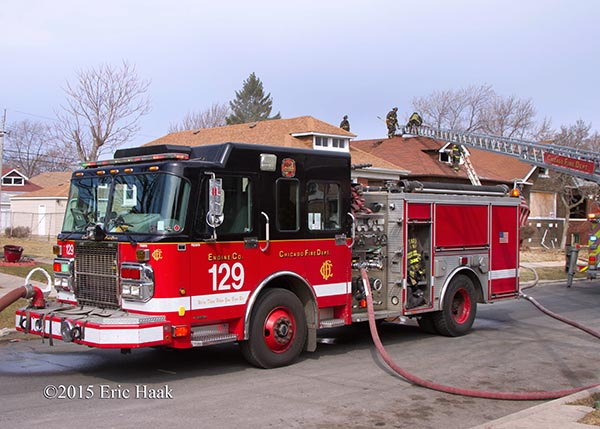 Chicago FD Engine 129