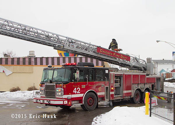 Chicago FD Truck 42