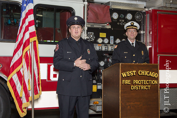 fire department awards ceremony