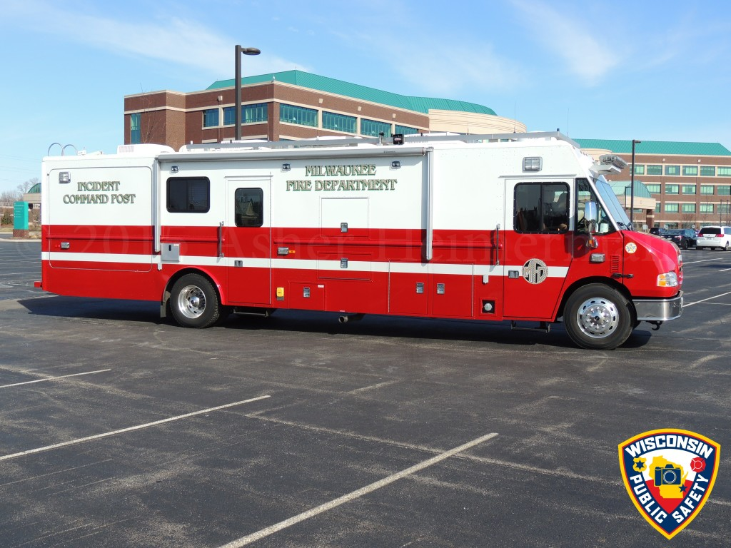fire department mobile command post