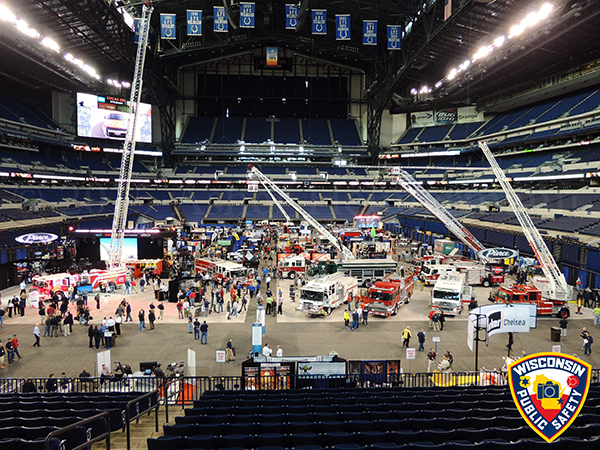 FDIC 2015 in the Lucas Oil Stadium
