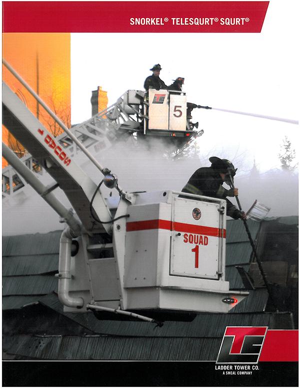 Smeal Fire Apparatus Company brochure