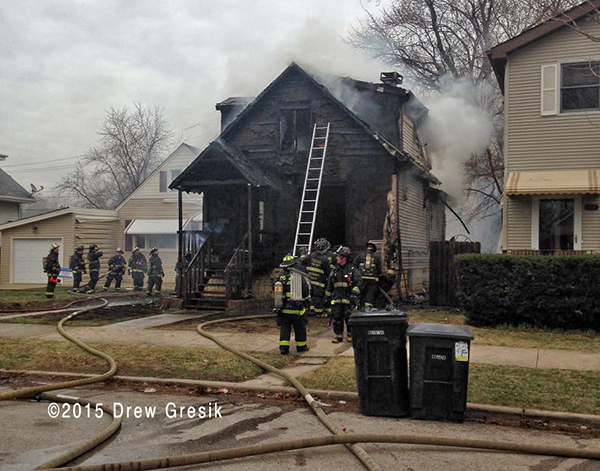 house gutted by fire