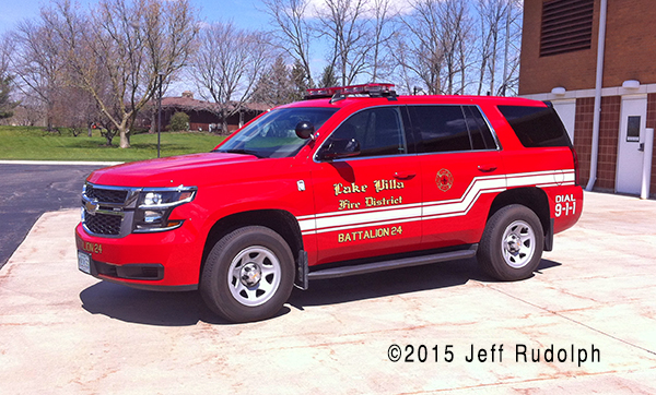 Lake Villa FD Battalion 24