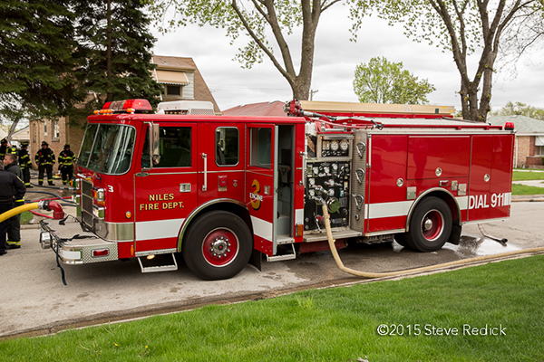 Niles FD Engine 2R