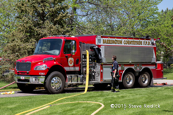 Barrington Countryside FPD tender