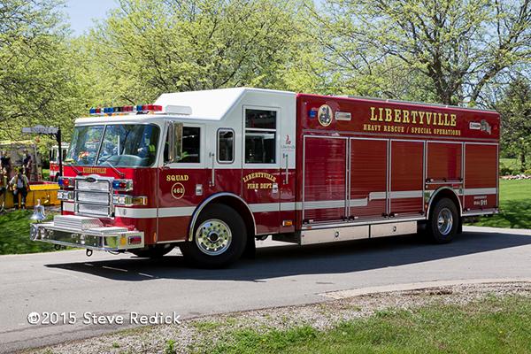 Libertyville FD squad