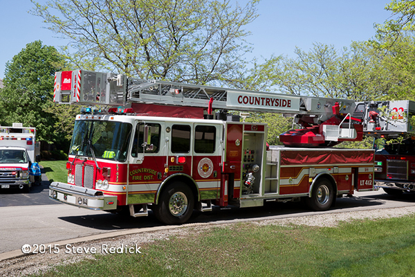 Countryside FPD tower ladder Metz