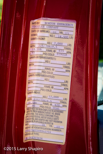 new ambulance law tag