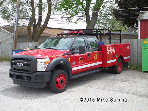 Chicago FD Special Operations Support Unit