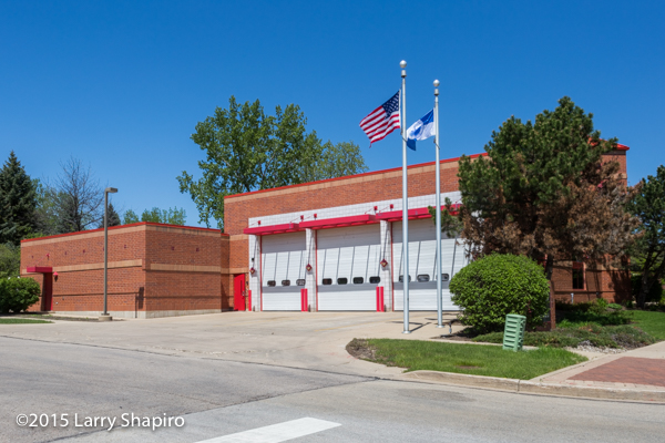 Wheaton Fire Department Station 3