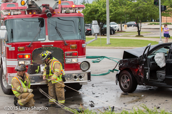 Buffalo Grove Car Accident