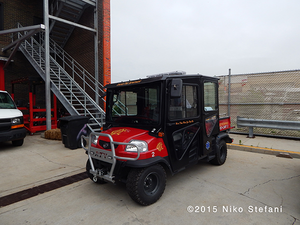 Chicago FD ATV