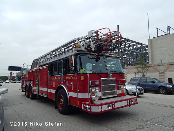 Chicago FD Truck 1