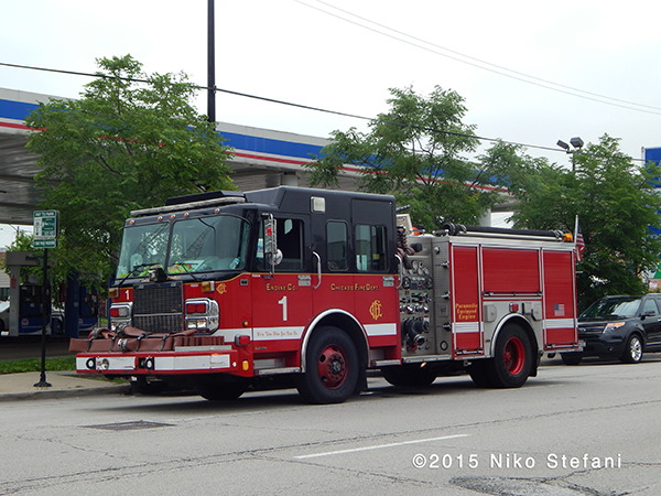 Chicago FD Engine 1