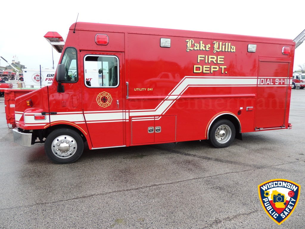 Lake Villa FD Dive Unit