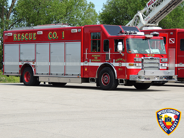 Milwaukee Fire Department Rescue 1