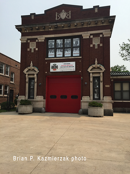 African American Firefighters Museum