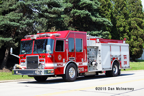 Buffalo Grove FD Engine 26