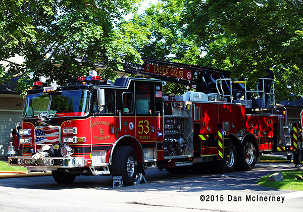 Lincolnshire-Riverwoods FPD Truck 53