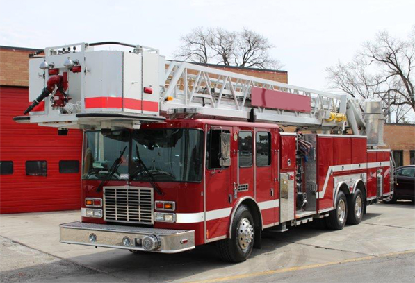 Brindlee Mountain Fire Apparatus photo
