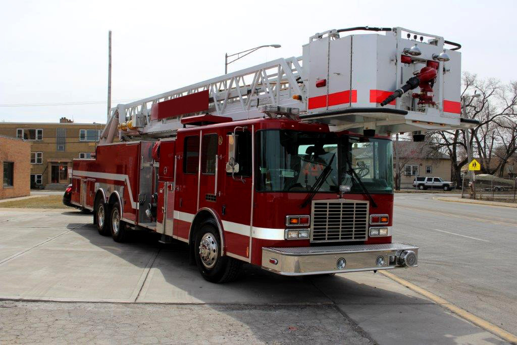 Calumet Park fire truck for sale