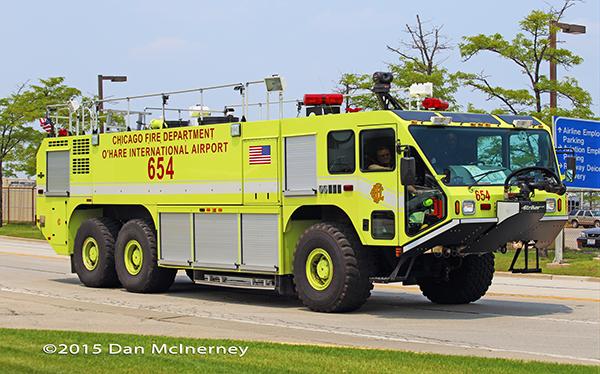 Chicago FD ARFF 654
