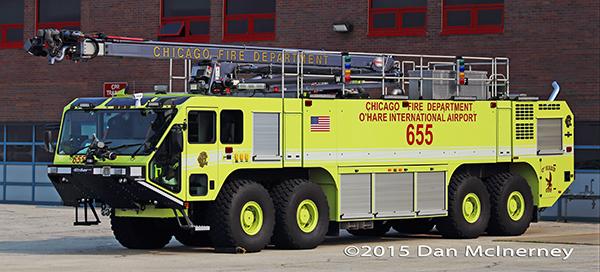 Chicago FD ARFF 655
