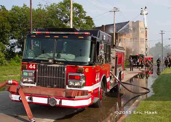 Chicago FD Engine 44