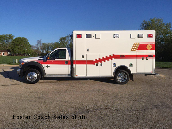 new ambulance photo
