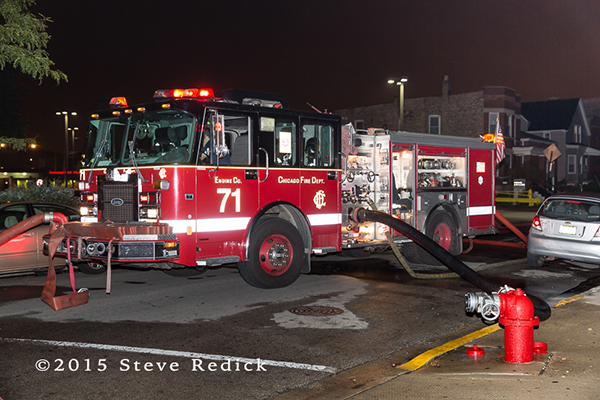 Chicago FD Engine 71