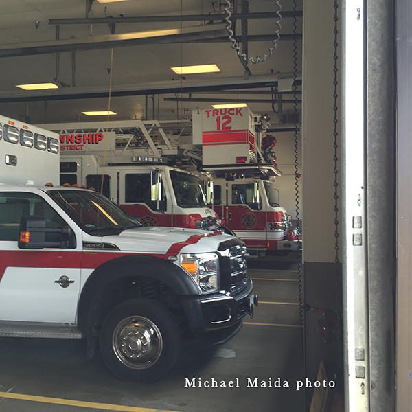 McHenry Township FPD apparatus