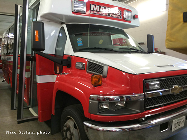 MABAS Division 3 Dive Truck