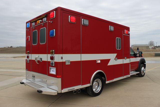 new ambulance for Braidwood IL
