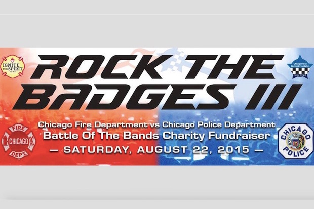 Rock the Badges Battle of the Bands in Chicago