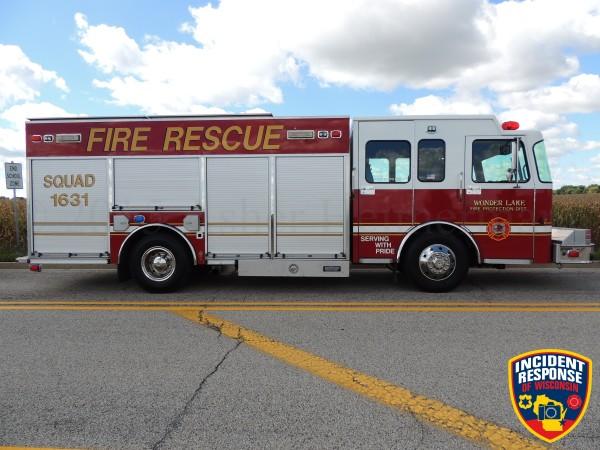 Saulsbury rescue squad