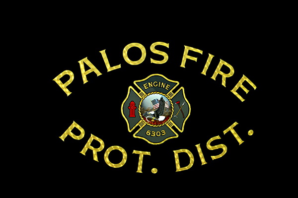 Palos FPD decal