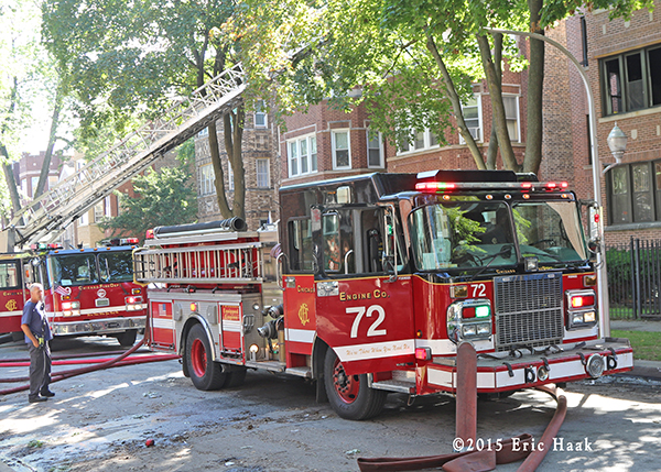 Chicago FD Engine 72