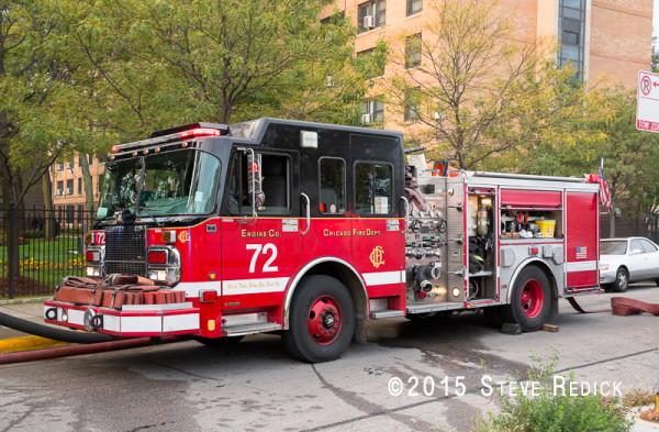 Chicago FD Engine 72