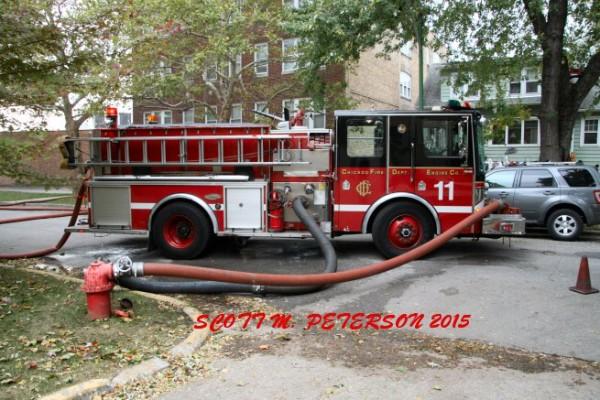 Chicago FD Engine 11